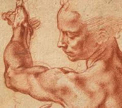 michelangelo-and-durer-drawings